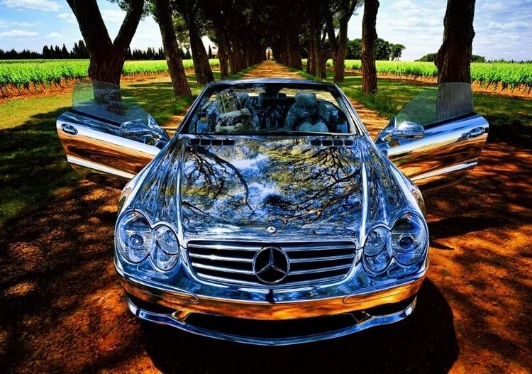Преимущества жидкого стекла для автомобиля