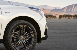 Acura показала первое изображение нового серийного RDX
