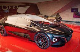 Седан Lagonda Vision предложил заново взглянуть на роскошь