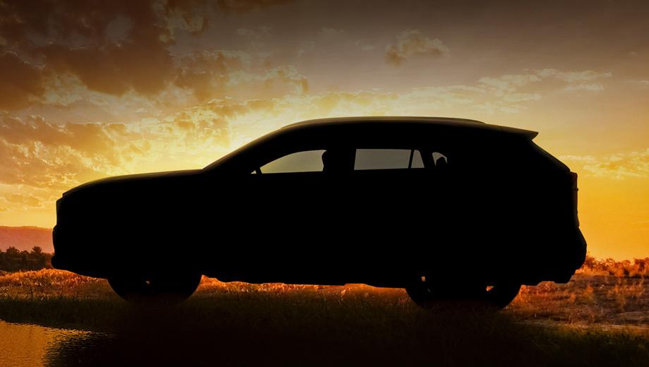 Кроссовер Toyota RAV4 сменит поколение в конце марта