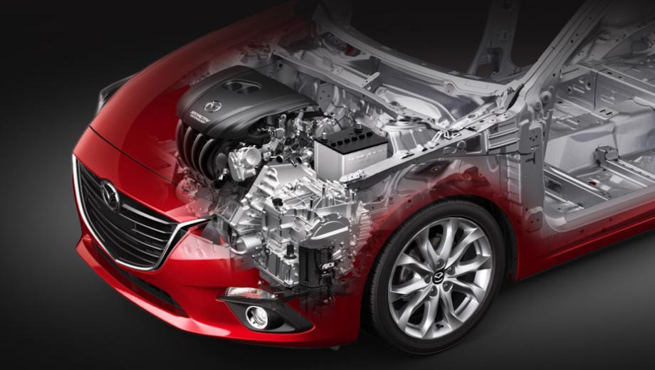 Фирма Mazda запустит проект по стартерным литиевым батареям