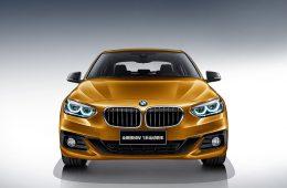 Хэтчбек BMW первой серии построят на новой платформе
