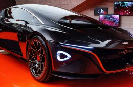 Aston Martin намекнул на электрическое будущее суббренда Lagonda