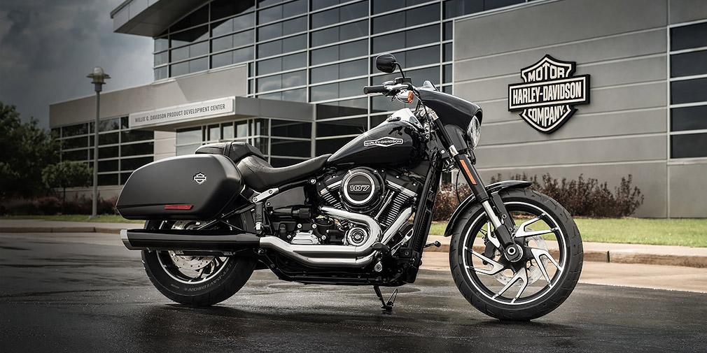 Harley-Davidson отзывает мотоциклы в России