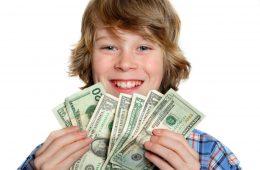 Как накопить деньги подростку?