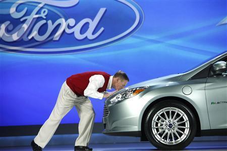Ford назвал дату официальной премьеры нового Focus