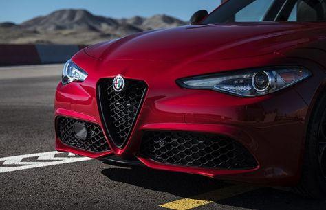 Alfa-Romeo выпустит новый мощный автомобиль