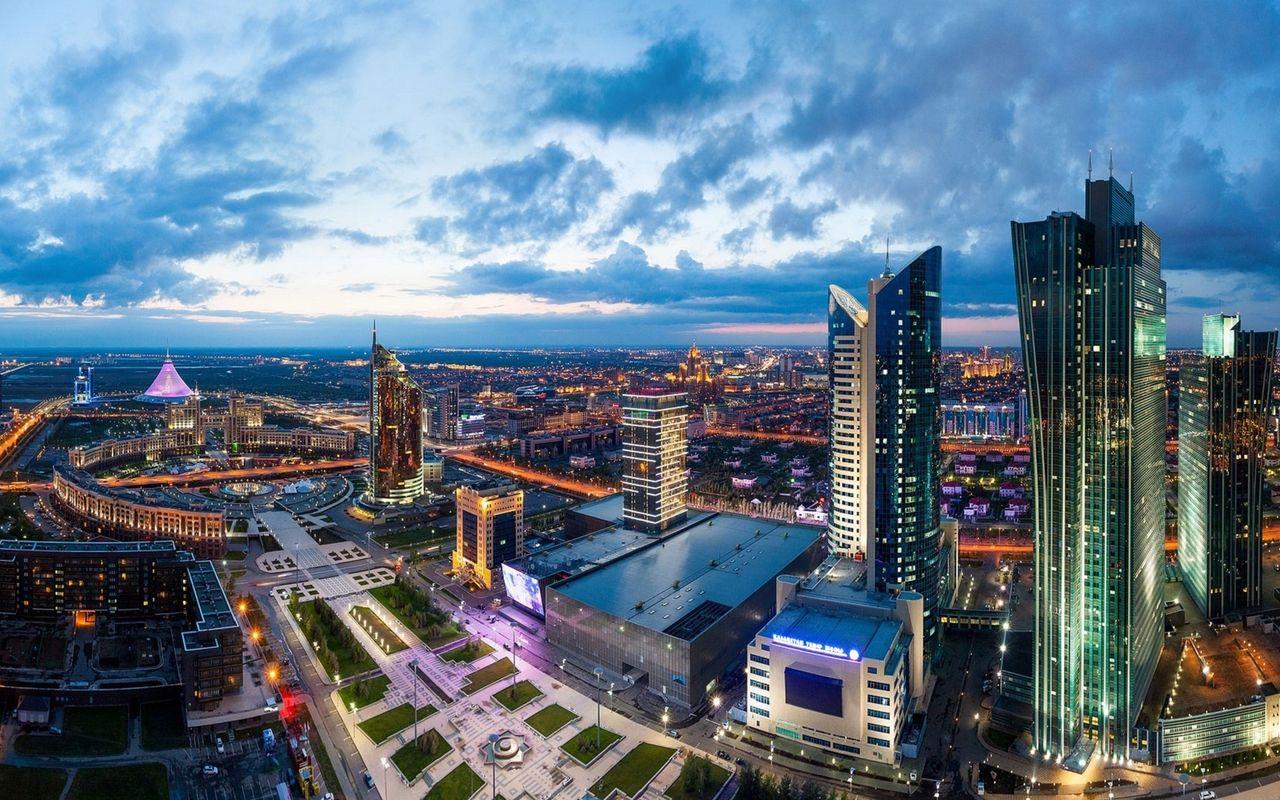 Алматы — город-сад в сердце Евразии