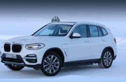 Новая BMW получит имя iX3