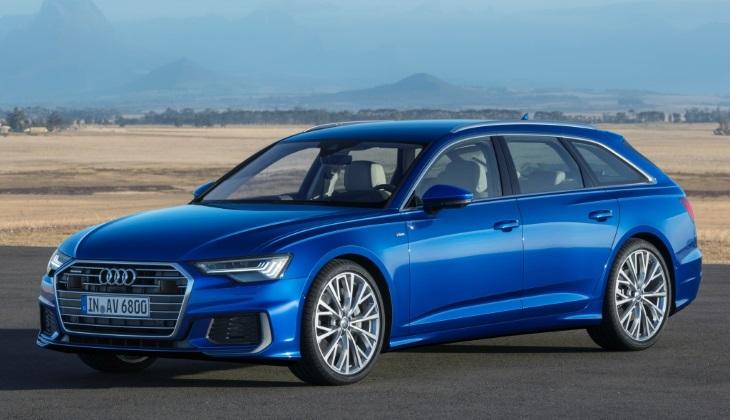 У нового Audi A6 появилась версия с кузовом универсал