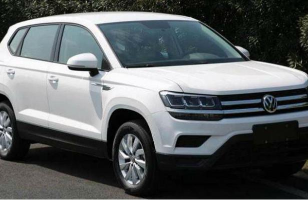 Всети рассекречен новый «паркетник» Volkswagen Tharu