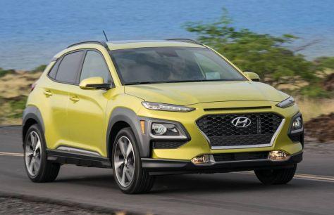 Hyundai думает над Kona N