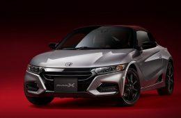 На рынок Японии вышел особый родстер Honda S660 Modulo X