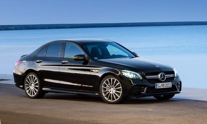 Обновлённый Mercedes-Benz C-класса придёт в Россию с полуторалитровым мотором