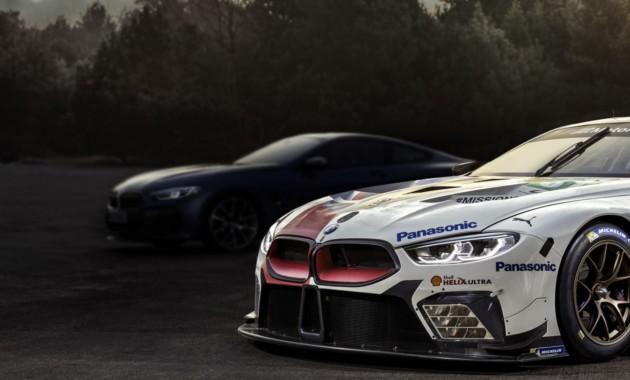 BMW раскрыла внешность новой «восьмерки»
