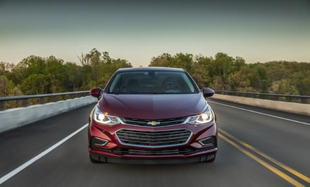 Chevrolet отзывает 112 000 «свежих» Cruze: названа причина