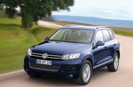 Поломки ходовой части и рулевой системы на VW Touareg