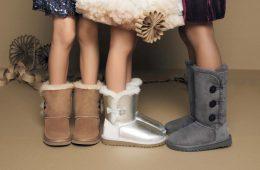 Удобная обувь Угги.