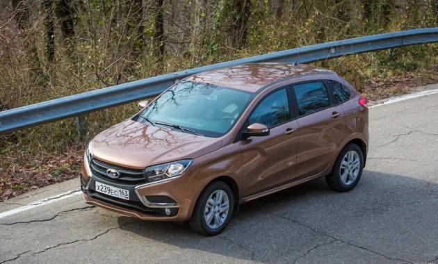Lada Xray попала под отзыв в России из-за дефекта в механизме рулевого управления