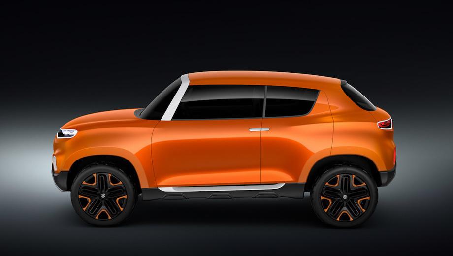 Новый компактный паркетник Suzuki возродит имя Zen