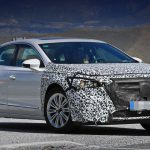 Модель Buick LaCrosse переживёт лёгкий рестайлинг