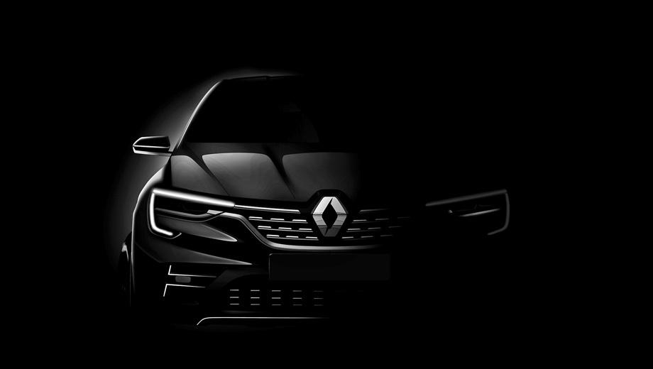 В Москве дебютирует «революционный» кроссовер Renault