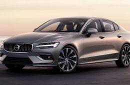Седан Volvo S60 нового поколения переехал из Европы в Америку
