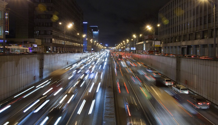 Дорожные камеры в Москве будут «ловить» угнанные автомобили