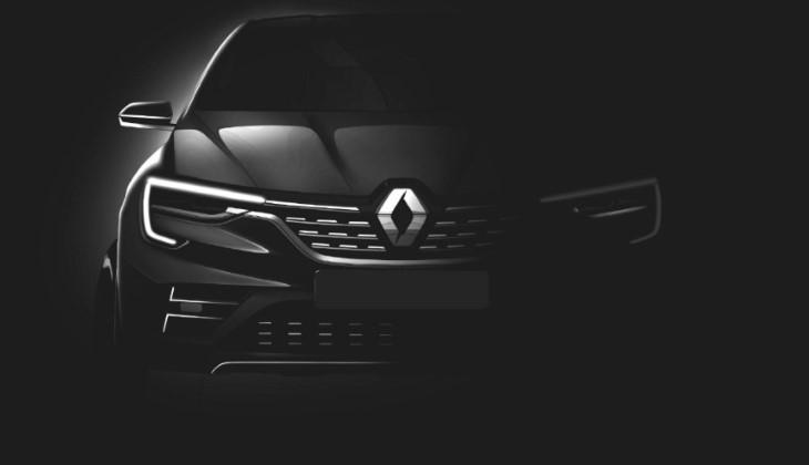 Новый кроссовер Renault для России: первое изображение