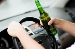 Количество «пьяных» ДТП в России скоро вырастет
