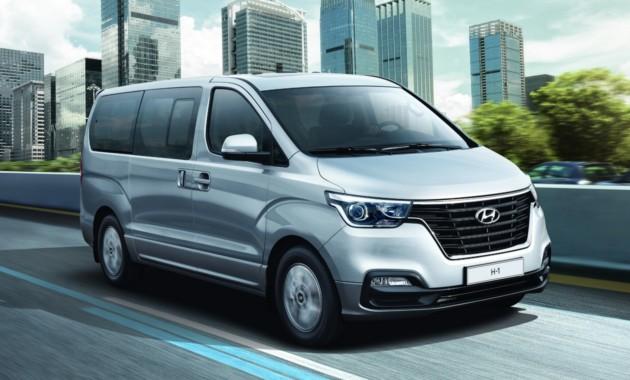 Обновленный Hyundai H-1 в России подорожал на 85 000 рублей