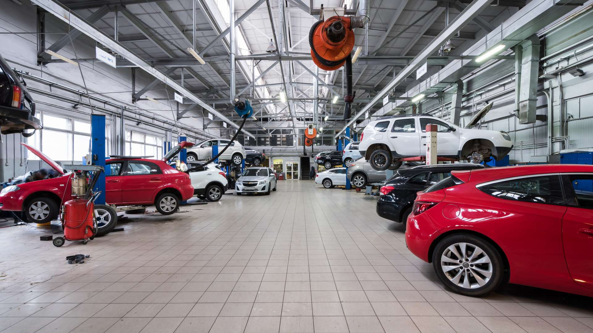repair of any cars