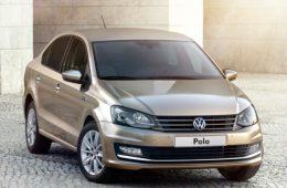 Рынок Санкт-Петербурга: Volkswagen Polo лидирует уже второй месяц