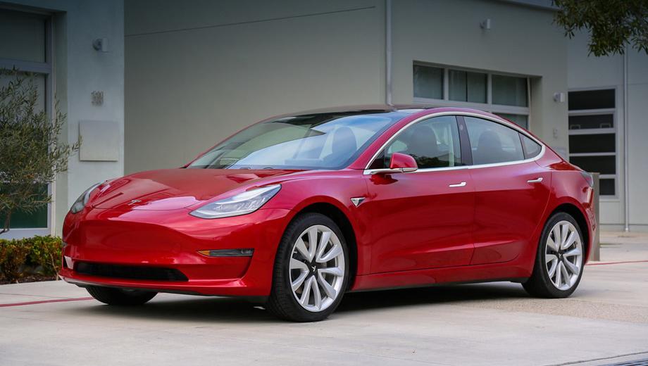 Европейская премьера седана Tesla Model 3 состоится в Гудвуде