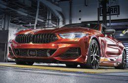 Купе BMW восьмой серии встало на конвейер в Дингольфинге
