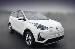 Модель Kia KX3 будет искать спасения в электроверсии