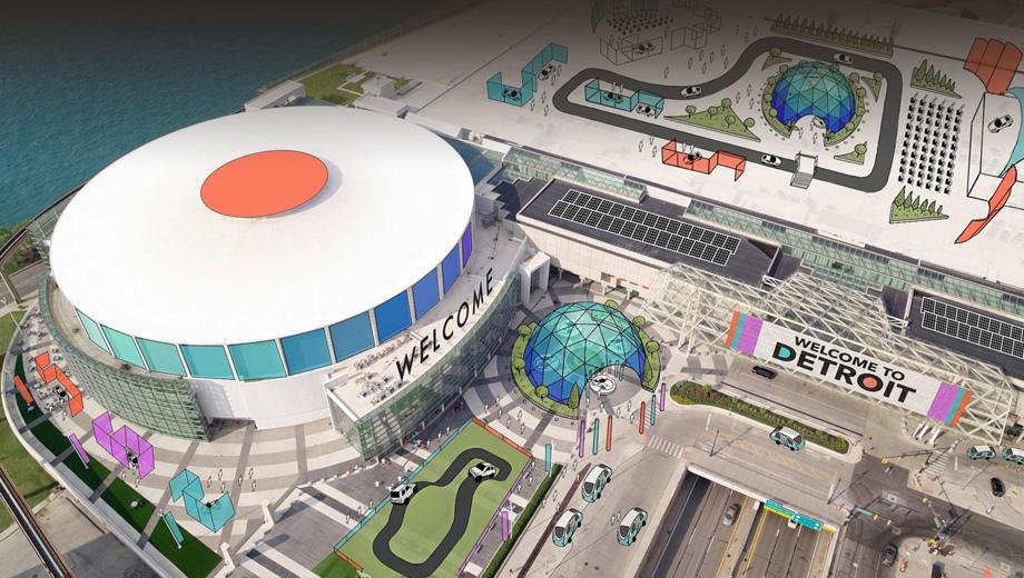 Updated: Шоу в Детройте с 2020 года будет перенесено на лето