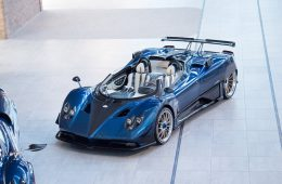 Уникальная «баркетта» Pagani стала самым дорогим автомобилем