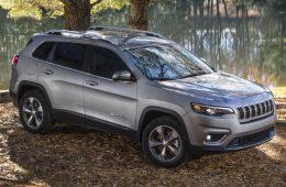 Объявлены комплектации и цены обновленного кроссовера Jeep Cherokee