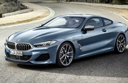BMW объявила рублёвые цены на новую «восьмёрку»