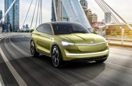 Новый электрический кроссовер Skoda получит модификацию eRS