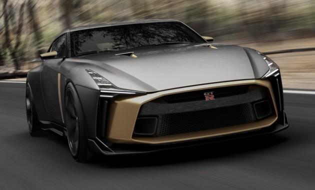 Nissan GT-R от Italdesign будет стоить почти миллион евро