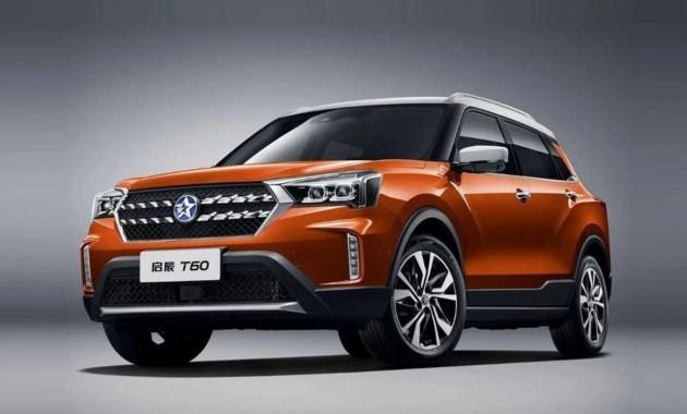 Совместный кроссовер Nissan и Dongfeng бросит вызов Hyundai Creta и Ford EcoSport