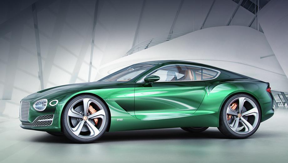 Компания Bentley отказалась от создания новых спорткаров