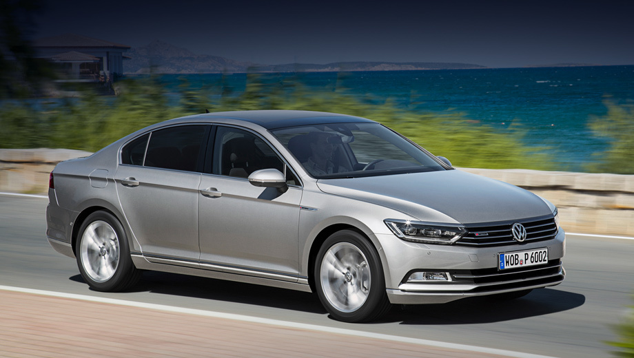 В России отозваны Volkswagen Passat и три модели Audi