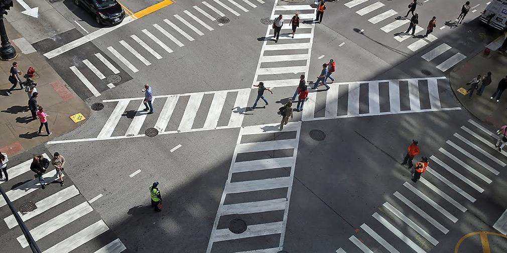 Назван самый опасный день недели для пешеходов