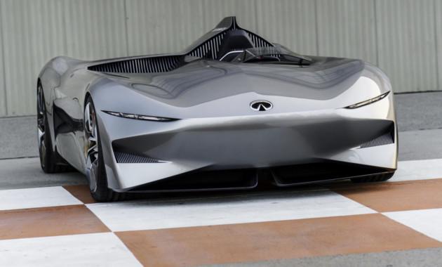 Infiniti Prototype 10 показывает дизайн будущих моделей марки