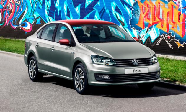 Volkswagen анонсировал спецверсию Polo Joy: тираж 500 машин