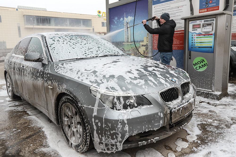 Как россиян обманывают на автомойках