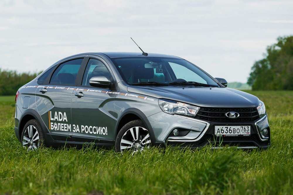 Продажи автомобилей в России выросли на 11%